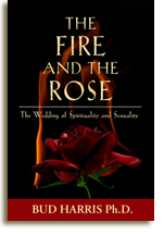 The Fire and The Rose by Dr. Bud Harris, Jungian analyst, Jungian author in Asheville NC