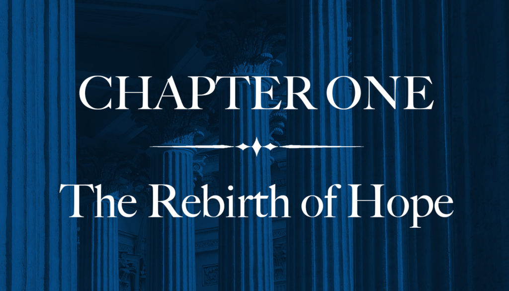 The Rebirth of Hope, Chapter 1 of The Midnight Hour by Jungain analyst Bud Harris