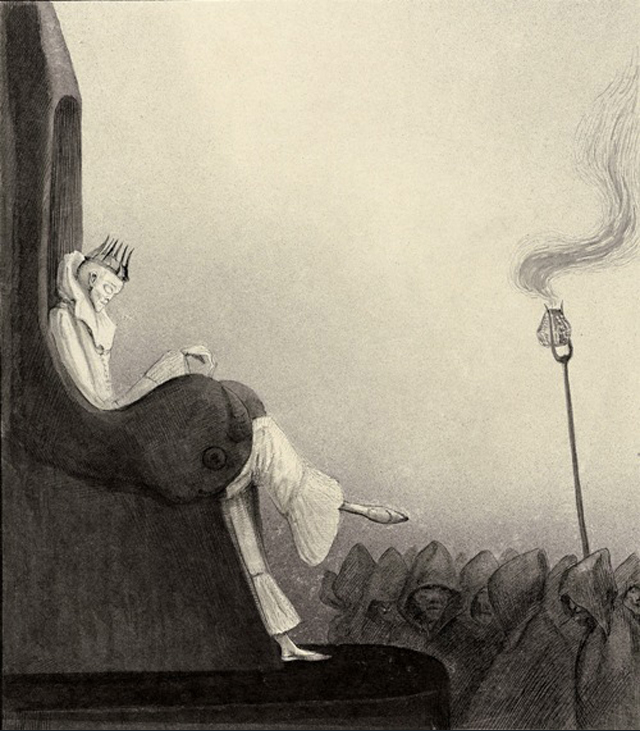 The Last King, Alfred Kubin