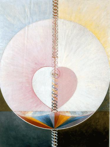 What a Human Being Is, Hilma af Klint
