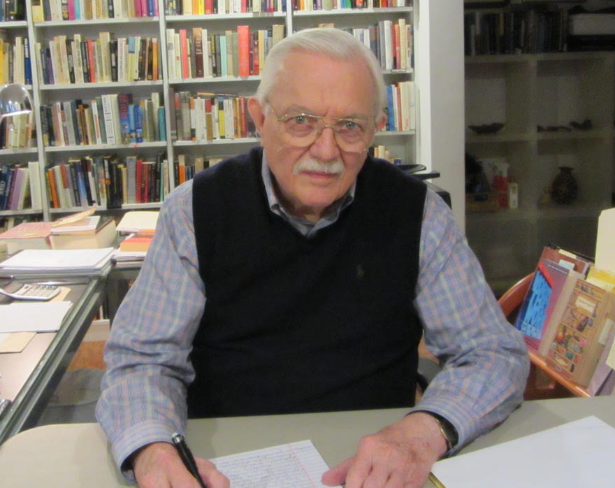 Bud Harris PhD, Jungian analyst and author of Students Under Siege