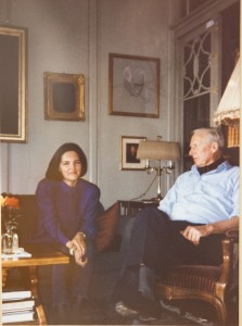 Massimilla Harris, Ph.D. and Dr. Carl Jung.