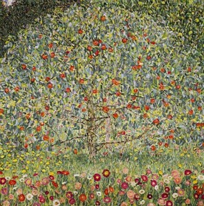 Apple Tree 1,Gustav Klimt
