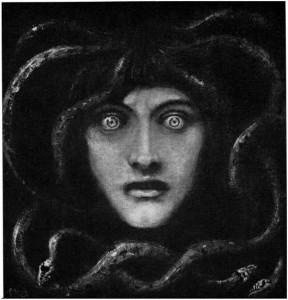 Medusa, Franz Stuck